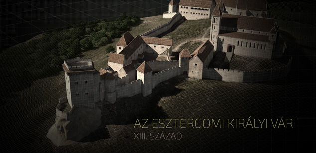 Royal castle of Esztergom