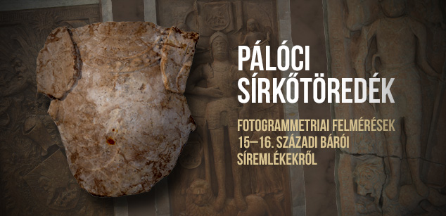 Reconstruction of the Pálóci tombstone