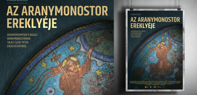 The reliquary of Aranymonostor (Golden Monastery)