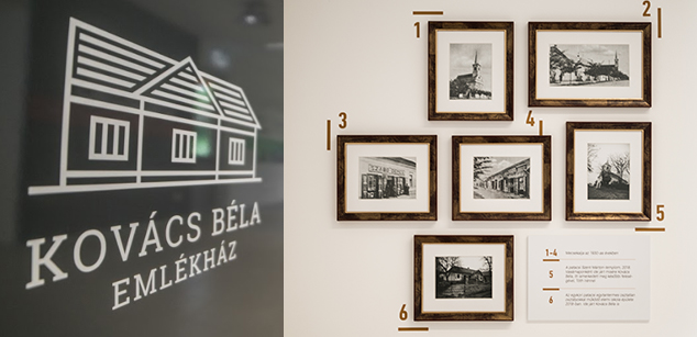 Béla Kovács remembrance exhibition