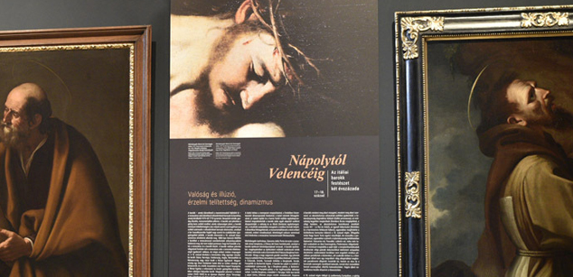 From Naples to Venice, two centuries of Italian Baroque art, 17-18. century